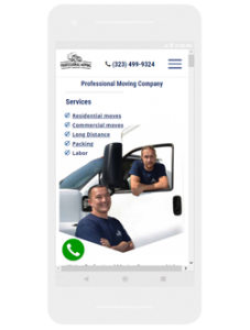 Moving Company (mobile)