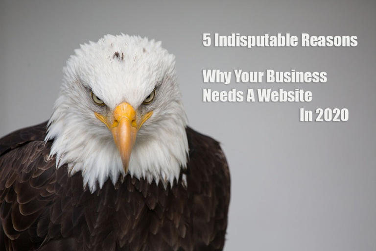 5 Reasons Why Your Business Needs a Website in 2020